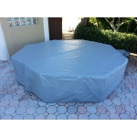 Rounded Square/Rectangle with 2 Cut Corners - ClimaLex Spa Cover Protector