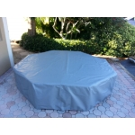 Square/Rectangle with 2 Cut Corners - ClimaLex Spa Cover Protector