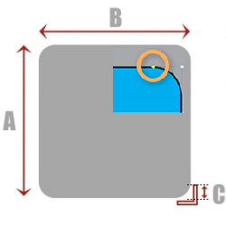 Square/Rectangle Rounded Corners